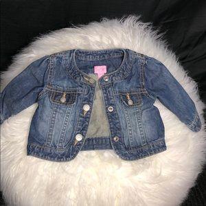 Tcp denim jacket 6-9 mos